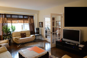 6 1/2 Sublet-Rent ($2150): Downtown Montreal NEGOTIABLE