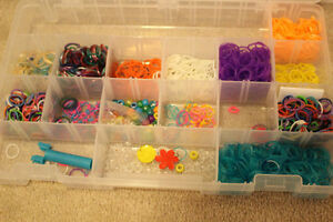 Rainbow Loom Kit plus Book Peterborough Peterborough Area image 4