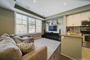 2BR 2WR Condo Town... in Mississauga near Dixie Rd And Lakeshore