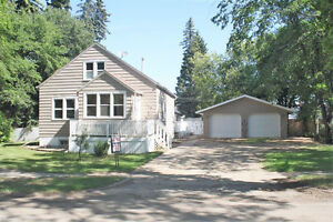 1950's Character Home with Garage for Sale in Melfort
