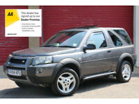 Land Rover Freelander 2.0Td4 2004MY SE