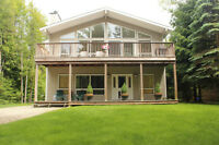 Luxury Sauble Beach Cottage Rental - FAMILIES ONLY