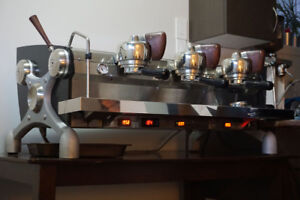 PRICED TO SELL: HIGH END COMMERCIAL ESPRESSO MACHINE
