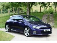 2016 Volkswagen Scirocco R Line Blue Tech Coupe Diesel Manual