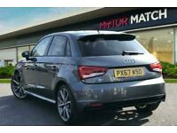 2017 Audi A1 S LINE BLACK EDITION TFSI Hatchback Petrol Manual