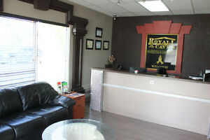 5 Office spaces, close to Downtown , Old St. Vital Area