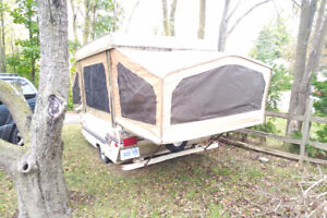 Pop up tent trailer for sale 1300 or best offer.