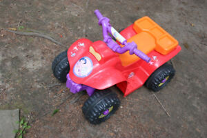 Kids ATV Ride On Toy 4 Wheeler. BRAND NEW 6 Volt Battery Powered