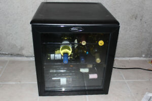 Wine Fridge by Danby - holds 17 bottles