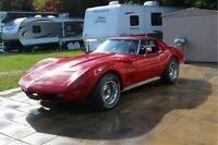 1973 Numbers Matching Chevy CORVETTE