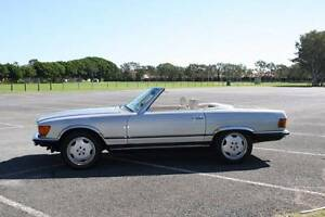 1973 Mercedes-Benz SL350 Convertible Helensvale Gold Coast North Preview