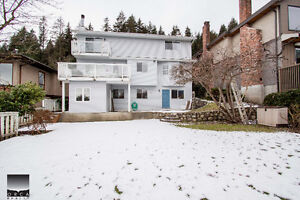 $2100(ORCA_REF#2290B)Rear 2bdr suite in Deep Cove! Updated! Abov