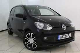2012 12 VOLKSWAGEN UP 1.0 HIGH UP 3DR 74 BHP
