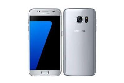 Brad New Samsung Galaxy S7 SM-G930T - 32GB - 4G - Silver (Factory Unlocked)