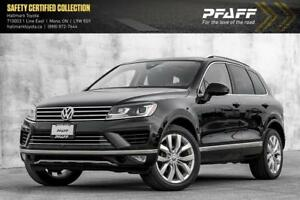 2016 Volkswagen Touareg Execline 3.6L 8sp at w/Tip 4M