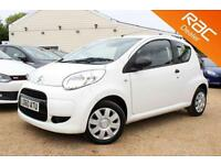 2010 60 CITROEN C1 1.0 SPLASH 3D 68 BHP - RAC DEALER