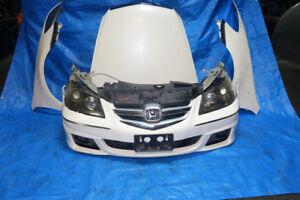 JDM Acura RL Bumper Lip Headlights Fenders Hood 2005-2008