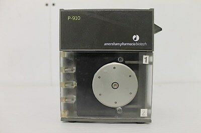 Ge P-910 Peristaltic Sample Pump Amersham Pharmacia Liquid Chromatography 0.1mpa