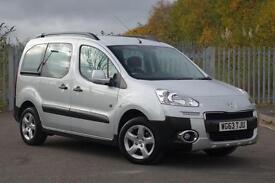 Peugeot Partner Tepee 1.6 HDi (115) Outdoor DIESEL MANUAL 2013/63