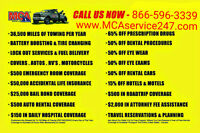 DO YOU KNOW THE THE BEST ROADSIDE ASSISTANCE COMPANY SERVING ALL