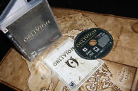 PS3-ELDER SCROLLS 4-GAME OF THE YEAR EDITION+MAP
