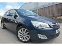 VAUXHALL ASTRA SE 1.6 5 DOOR*ONE LADY OWNER*FULL 12 MONTHS MOT*ALLOYS*LEATHER*AC