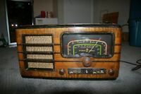 Antique Radio - DeForest Crosley Working AM/Shortwave
