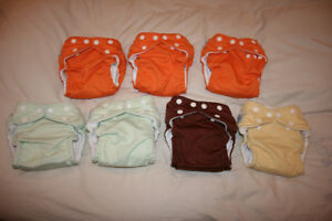 Fuzzibunz One Size cloth diapers
