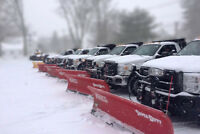 SNOW REMOVAL SERVICES (starting $399 entire season!)