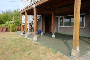 Spacious 2Bedroom/1Bathroom w/large yard & parking available now