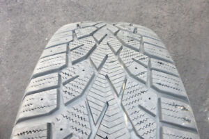 4 pneus hiver Gislaved Nord Frost 100   225/65R17