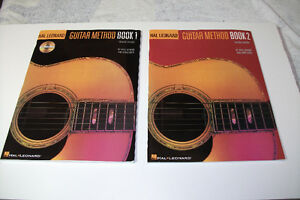 Two Learn Guitar Books, Both for $10