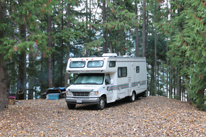 Motorhome for rent - Weekly, daily