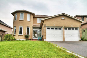 Beautiful Big Home Central Ajax For Lease!