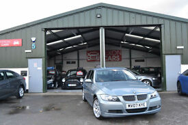 2007 BMW 325 2.5 i PETROL MANUAL E90