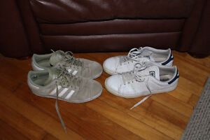 Adidas gazelle & Stan Smith shoes size 11