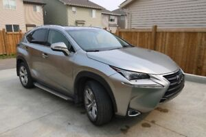 2015 Lexus NX 200t Executive Package 78663Kms