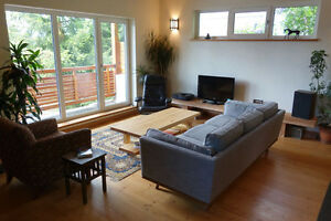 Rossland deluxe furnished house for rent