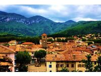 House for rent in The South of France (Pyrenees), perfect for sport, writing, wine tasting