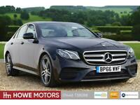 2016 Mercedes-Benz E220 2.0d AMG Line 4dr Saloon 9GTronic AUTO PARKING PILOT NAV for sale  Barry, Vale of Glamorgan