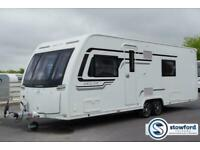 Lunar Delta TS, 2016, 4 Berth, Used Touring Caravan