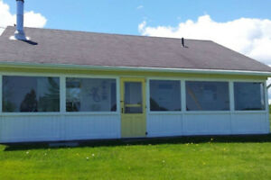 Newly renovated 3 Bdrm Islandview Cottage, Caribou River, Pictou
