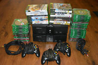 Two XBOX with more than 100 games cheap price