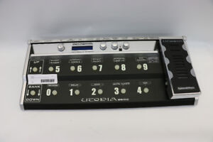 Rocktron Utopia G300 Guitar Multi Effects Pedal (#16996)