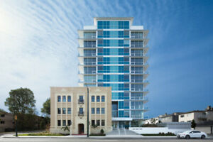 Largest Modern 2 Bedroom, 2 Bathrooms and In-suite Laundry