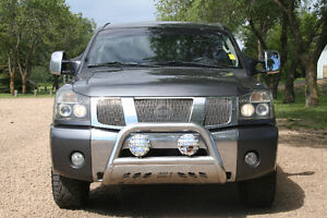 2007 Nissan Titan LE/Leather/Roof $14,398 Edmonton Edmonton Area image 2
