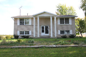 Beautiful, spacious 3 bedroom country home for Rent