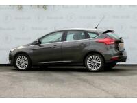 2015 Ford Focus 2.0 TDCi Titanium X 5dr Hatchback Diesel Manual
