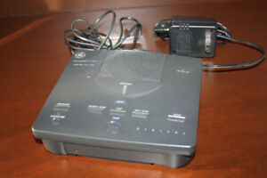 GE Digital Messaging System / Answering Machine with User Manual
