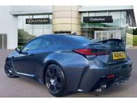 2021 Lexus RC F COUPE 5.0 2dr Auto Coupe Petrol Automatic